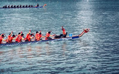 Get Competitive at the International Dragon Boat Festival in Orlando, FL